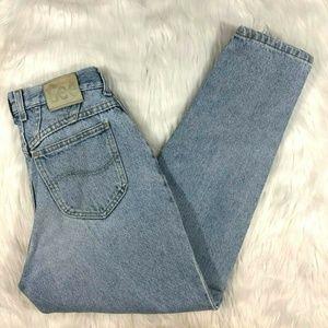 Vintage 90's Lee High Waist Mom Jeans Tapered